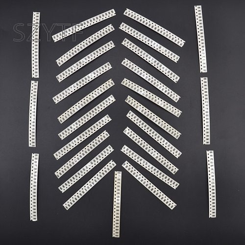 commonly-used 8kind * 50 PCs =400 PCs 1206  SMD multilayer inductors assorted kit