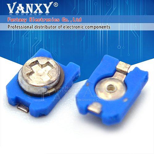 10pcs trimmer Adjustable capacitor 3PF 6PF 10PF 20PF 30PF SMD TZC3Z300A110 TZC3Z060A110 TZC3Z030A110 TZC3Z200A110 TZC3Z100A110