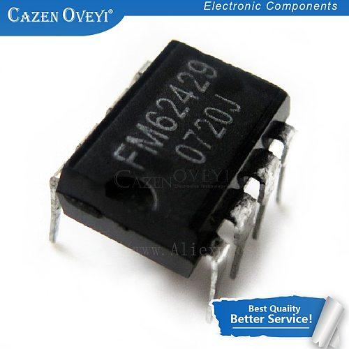 10pcs/lot FM62429 M62429 DIP DIP-8 chip dual-channel digital potentiometer In Stock