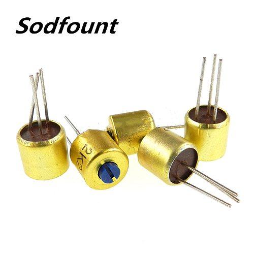 1pcs 350V WS30 organic solid core potentiometer 0.25W resistance value 1K 2K2 3K3 4K7 10K 22K 33K 47K 100K