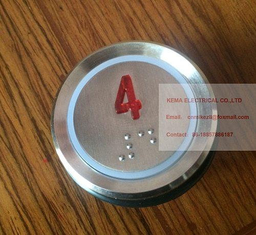 Elevator push button MTD330 DA330 BA530 A4J13390 A4J13389A2