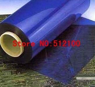 10m Photosensitive dry film instead of thermal transfer production PCB board photosensitive film longth:1 meter.cut as