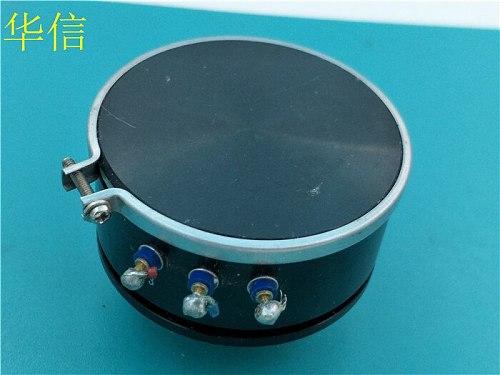 Used SAKAE SFCP50A2724B 0.2% 1K handle 13mm conductive plastic potentiometer switch
