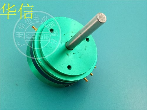 [VK] Stock MIDORI CPP-45B 5K single tap with conductive plastic potentiometer biaxial switch