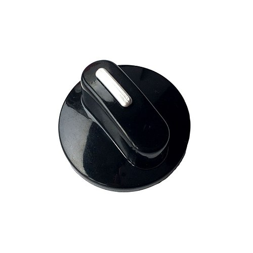 40MM Timer Switch Knob Inner 6MM D Halfshaft For DKJ/1-15 30 60 90 120 Gas Stove Oven Cooker D AXI Type Knob