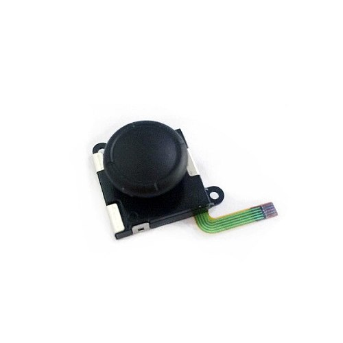 Nintend Switch NS Joy Con 3D Analog Thumb Stick Sensor Potentiometer with Metal Lock Buckles Repair Conductive Film Cable Ribbon