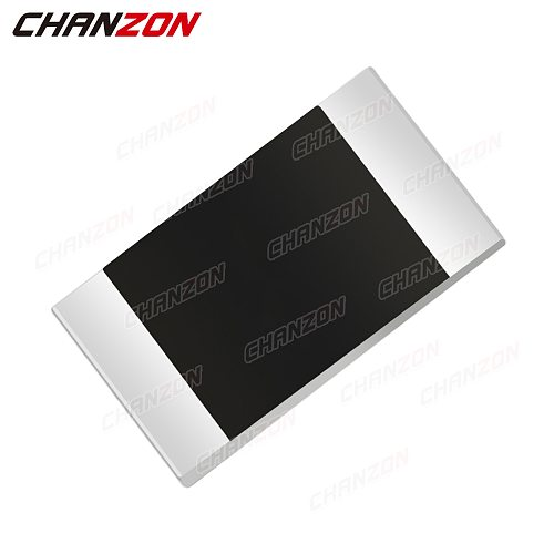 100 Pcs SMD 0603 Resistors 0ohm - 10M Ohm 1/10 Watt 1% High Precision Film Chip Fixed Resistance 1K 2.2K 10K 300K 220K 4R7 2K2