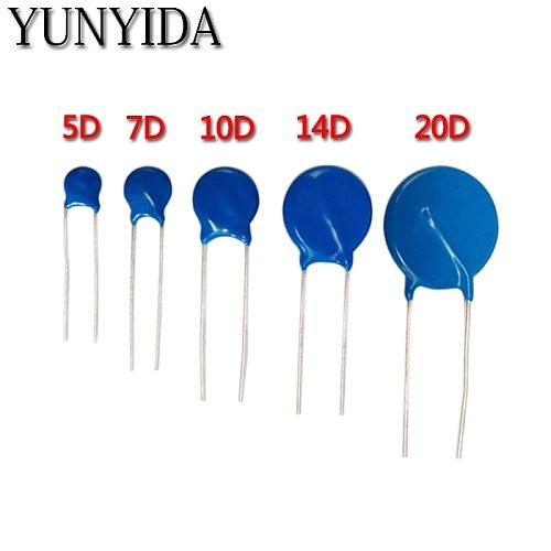 10pcs/lot   Varistor  14D471K