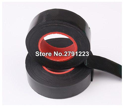 2pcs*22mm*5YD*0.8mm Waterproof Silicone Self Fusing Vulcanizing Performance Repair Plakband Tape