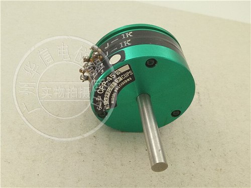 [VK] Used Japan CPP-45B 1K double-biaxial conductive plastic potentiometer with tap shaft 6MM 8 pin switch