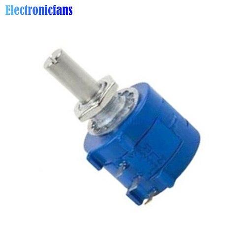 1PCS 3590S 2K 3590S-2-202L 2K Ohm 10 Turn Variable Resistor Potentiometer