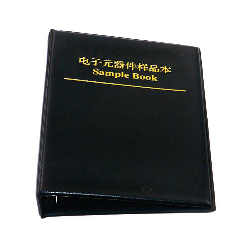 8500pcs 170values*50pcs 1206 1% SMD Resistor Sample Book 0ohm to 10M 1% 1/4W Chip Resistor Assorted Kit