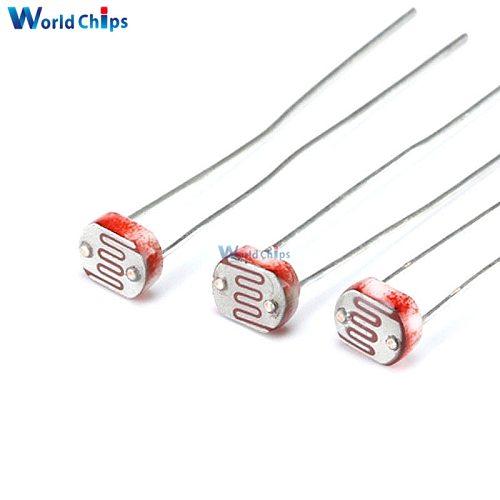 20Pcs Photo Light Sensitive Resistor Photoresistor 5539 GL5539