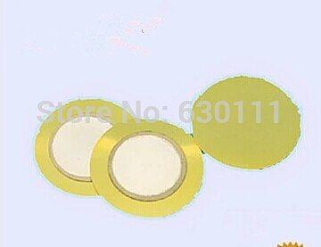 Free shipping 100PCS/LOTS Piezo Ceramic Element 35mm ( copper) buzzer