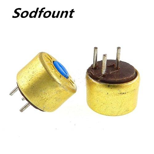 1pcs 350V 0.5W Carbon Film Potentiometer WS20 Organic Solid Core Potentiometer