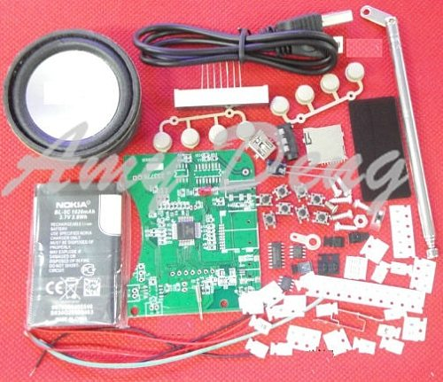 Type HX3228 patch plug-in player radio electronic production training DIY Kit / parts