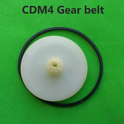 CDM4 CDM-4 CD Turntable Player Drawer Tray Gear Wheel + Belt Marantz  CDM4 GEAR BELT