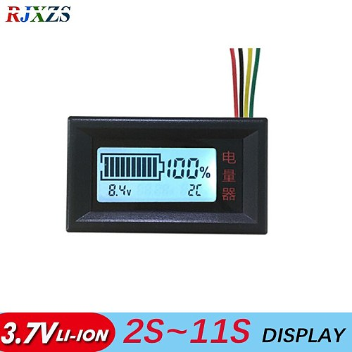 2s-11S li-ion lithium battery Led electricity display board  electricity led board