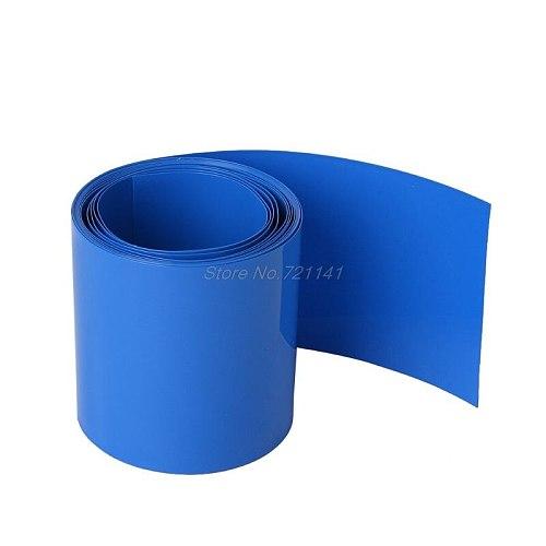 Lithium Battery Heat Shrink Tube Li-ion Wrap Skin 14500 18650 26650 PVC Shrinkable Tubing Film Tape Sleeves Electrical Insulatio