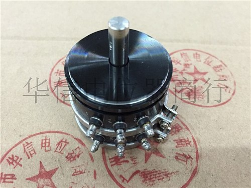 [VK] Used POTENTIOMETER Sakae FCP40AG 10K double conductive plastic potentiometer switch