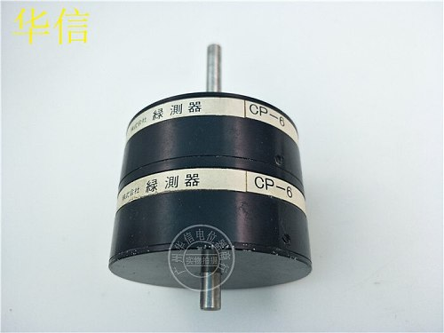 [VK] Used Japanese green measuring CP-6 double 10K conductive plastic potentiometer biaxial switch