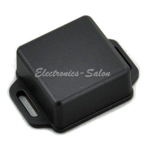 Small Wall-mounting Plastic Enclosure Box Case, Black,41x41x20mm, HIGH QUALITY.