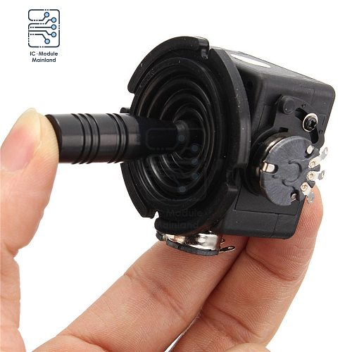 Electric Joystick Potentiometer JH-D202X-R2 5K Ohm 2D Monitor Keyboard Ball Joyrode Controller for Photographic Film Tool