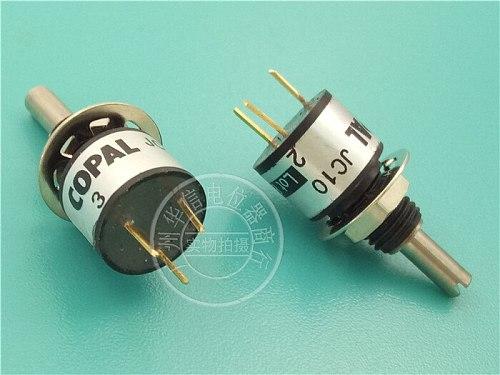[VK] Japan Branch Po COPAL JC10 10K 360-degree conductivity plastic potentiometer angle sensor switch