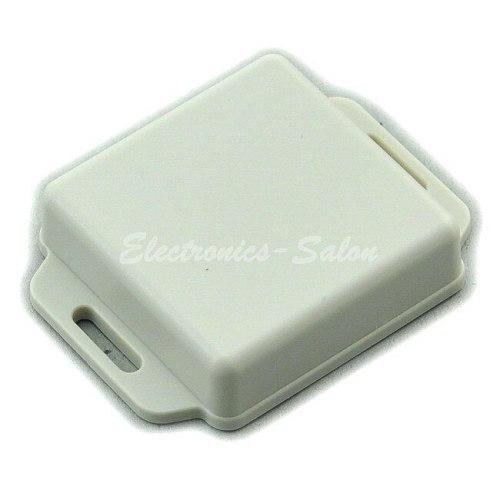 Small Wall-mounting Plastic Enclosure Box Case, White,51x51x15mm, HIGH QUALITY.