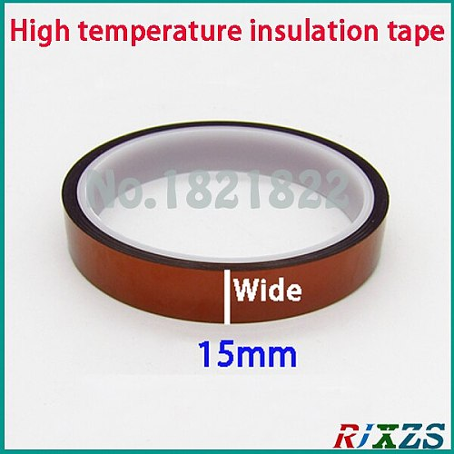 15mm high temperature insulation tape  small insulation tape