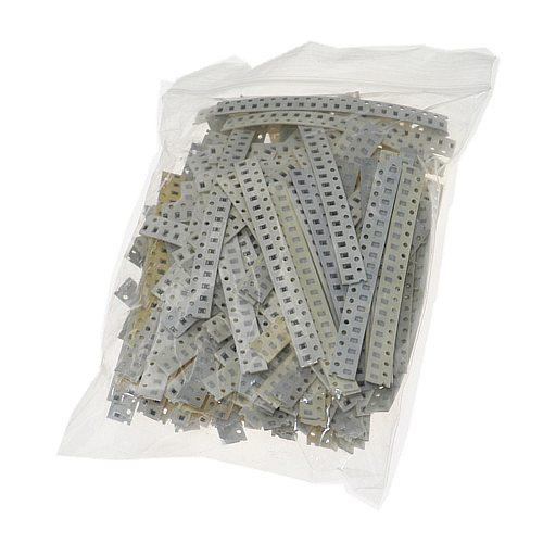 3400pcs/lot170 Value 0805 SMD Resistor Kit 0R~10MR 1/8W 5% Chip Fixed Resistor