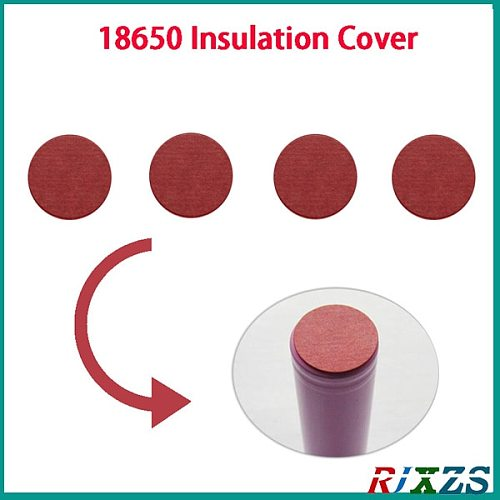 10pcs/alot 18650  Insulating Cover  Battery Protection 18650 Cover  Insulation Paper