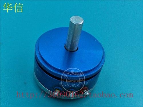 [VK] Used Japan SERVO 2301 2544 CPP-35 5K conductive plastic potentiometer angle sensor switch