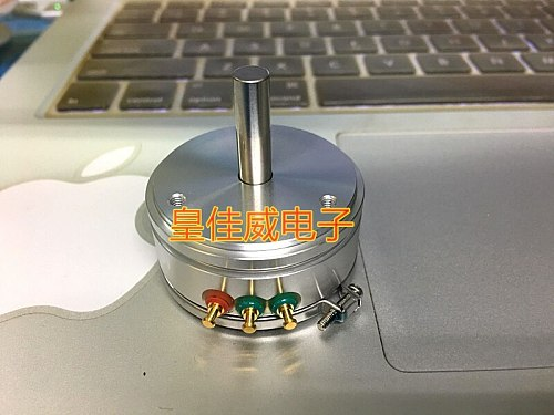 Japan copal conductive plastic potentiometer JC40S 500 1k 2k 5k 10k 0.3%  switch
