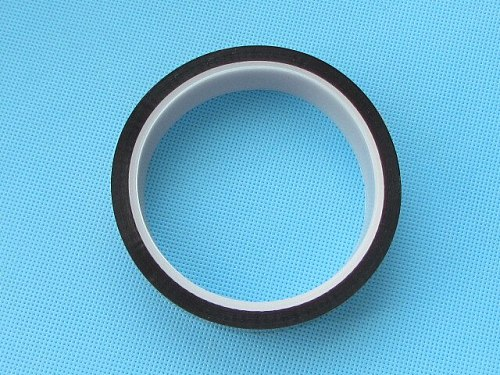 15mm x 33m High Temperature Resistant Tape Heat Dedicated Tape Polyimide Tape for BGA PCB SMT 3D Printer