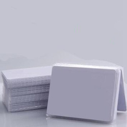 100pcs/lot PVC Contactless Smart RFID IC Card M1 S50 13.56Mhz  Control Cards