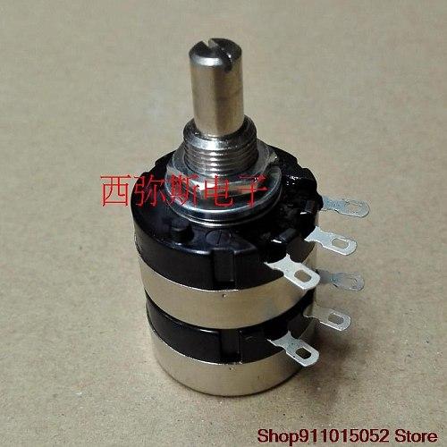 Original Japan TOCOS TOKYO RV24YG - 20 s - 10 k B103 duplex potentiometer