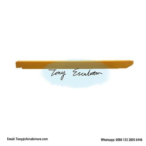 Escalator Yellow Plastic Demarcation L47332119B