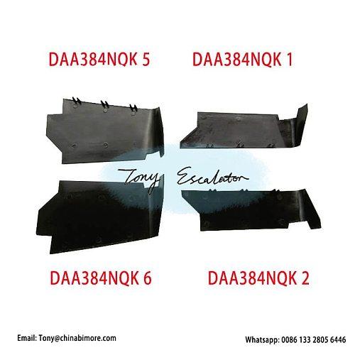 DAA384NQK1 DAA384NQK2  DAA384NQK5 DAA384NQK6 Escalator Handrail Inset