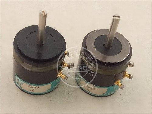 [VK] Used Japan COPAL JC22S 1K conductive plastic potentiometer switch
