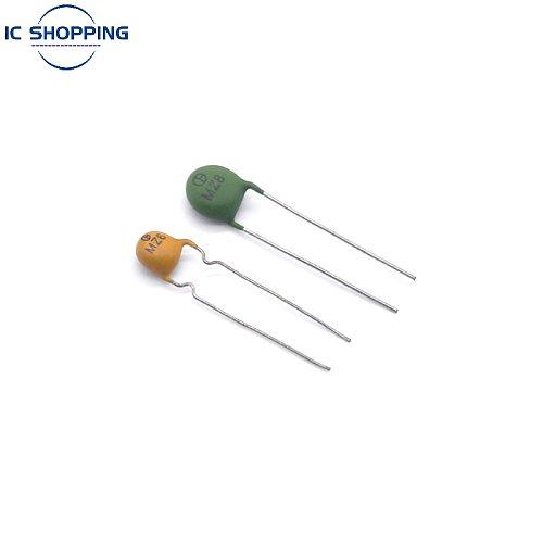 20PCS PTC Positive Temperature Thermistor MZ5 MZ6 MZ8 100-300 Ohn 300-500 Ohn 500-800 Ohn 1K 1.5K 2K Ohn