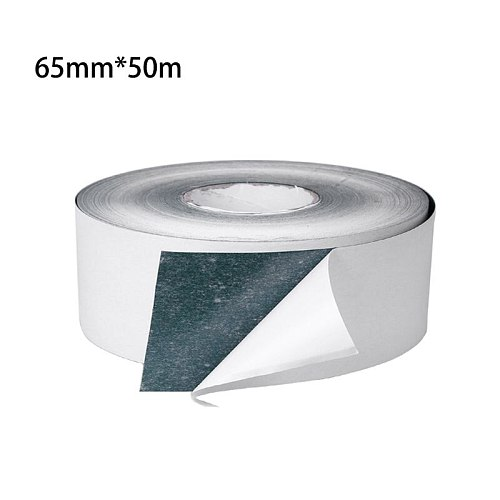 1Roll 50mm 18650 Battery Insulation Gasket Barley Paper Li-ion Pack Cell Insulating Glue Patch Positive Electrode Insulated Pads