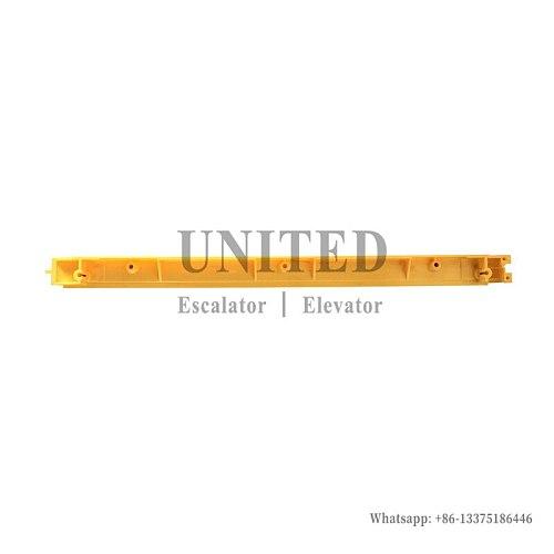 10 pcs Escalator Yellow Plastic Demarcation L47332158A Left L47332140A