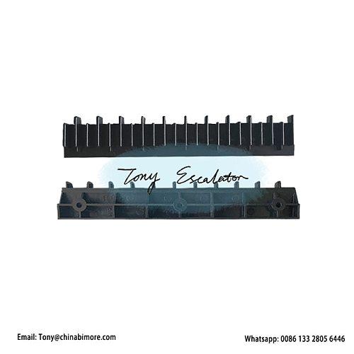 BEVG Escalator Plastic Demarcation Black or Yellow Short