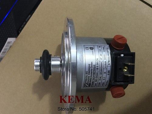 elevator tachogenerator KM276027, lift generator RE.O444 L1B 0.06 CA