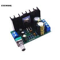 Amplifier Board TDA2050 Mono Audio Power Amplifier Board Module DC/AC 12-24V 5W-120W 1-Channel