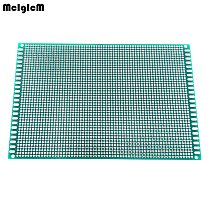 High quality 12x18cm Double Side Prototype PCB Universal Printed Circuit Board