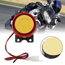 Universal Car Electronics DC 12V Motorcycle&Truck&Car ATV Raid Air Siren Small Electric Horn Alarm