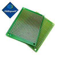 5pcs 5x7cm 5*7 Double Side Prototype PCB diy Universal Printed Circuit Board In Stock