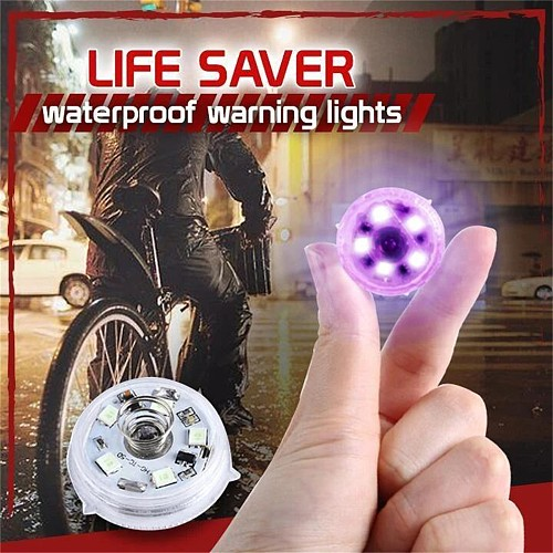 One-button Portable Self-adhesive Home Car Led Touch-sensor Light Home Outdoor Night Light Mini Small Portable Light Night #W3
